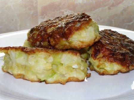 капустные котлеты рецепт с фото пошагово диетические