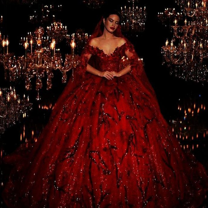 12 умопомрачительных свадебных платьев, от которых вы будете в восторге