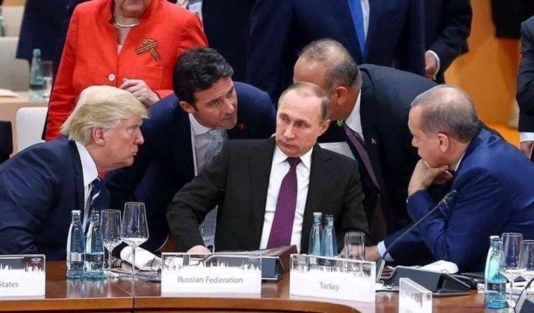 Либералы рыдают: Шёл пятый год жёсткой политической изоляции порванной в клочья экономики России