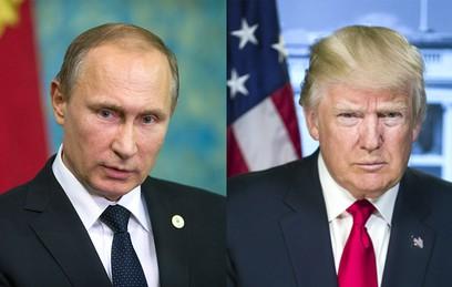 В Кремле позитивно оценили телефонный разговор Путина и Трампа