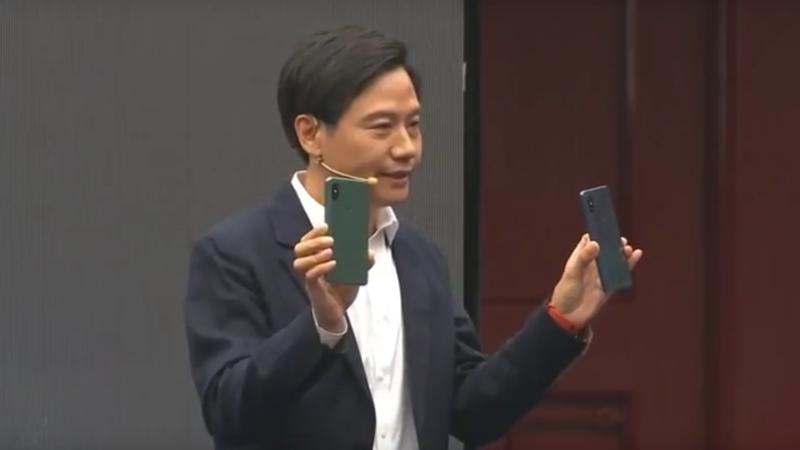 В Сети опубликовано фото нового смартфона Xiaomi Mi Mix 4