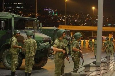 Попытка переворота: первый раунд выиграл Эрдоган