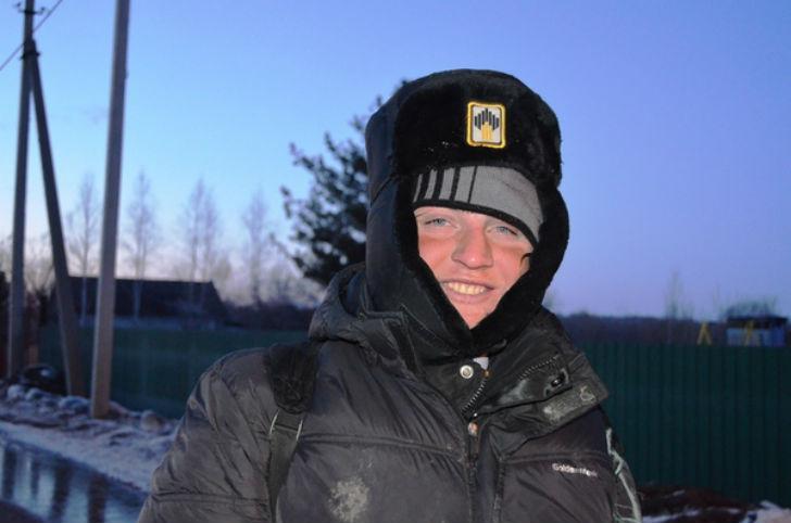 Российский Форрест Гамп— путешествие пешком изПетербурга воВладивосток