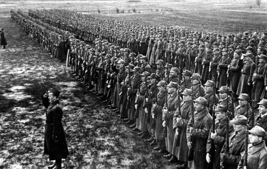 Как польская Армия Андерса бросила СССР