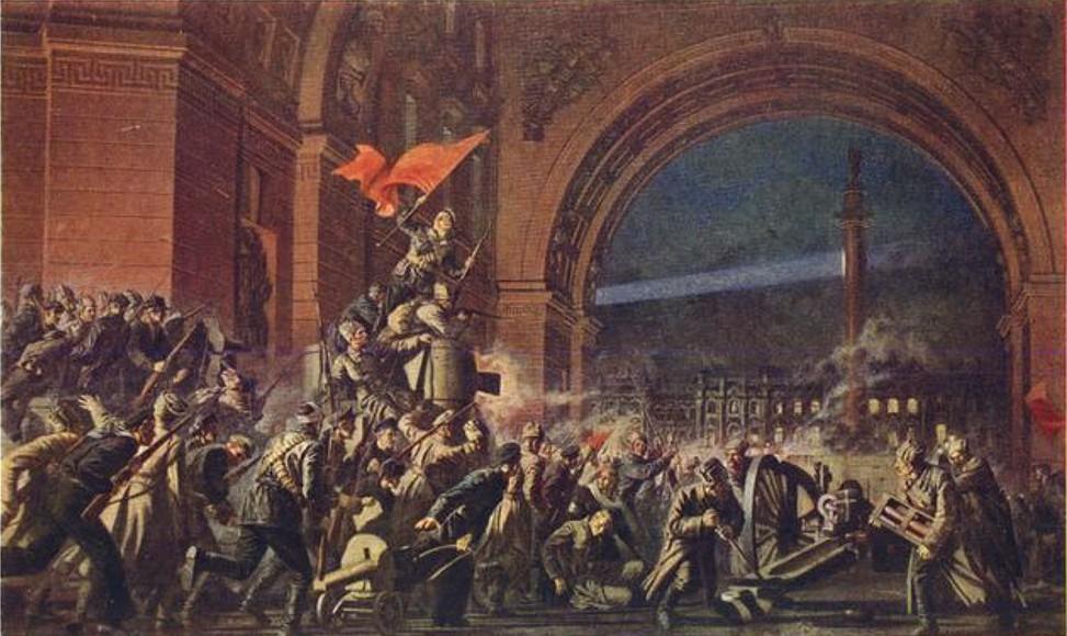 Революция 1917г.: выводы из последнего столетия. Почему народ принял идеи революции?