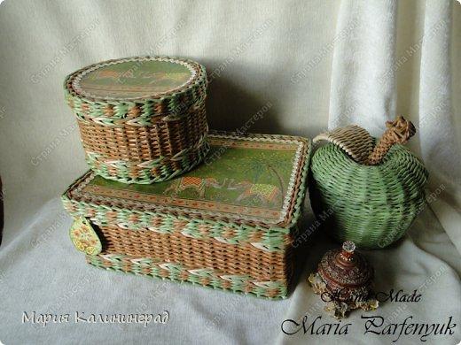 Очень красивые плетенки из газет от Марии Калининград (85) (520x390, 177Kb)