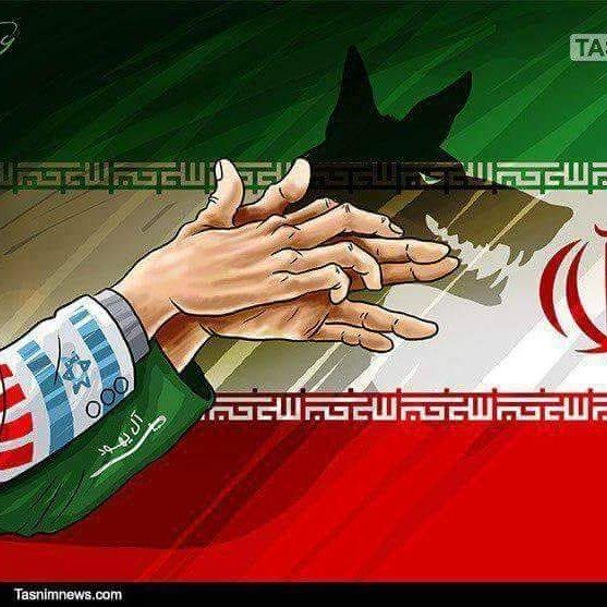 Гибридные протесты в Иране