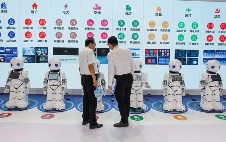 Китай может опередить США в сфере искусственного интеллекта