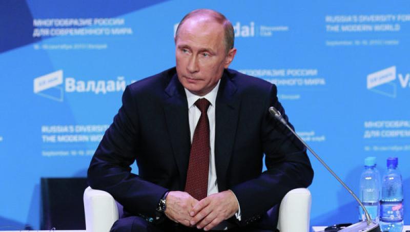 NBC: Путин - темный властелин всего мира