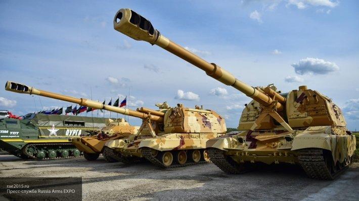 В погоне за «Афганитом» русской «Арматы»: Британия создает новый КАЗ