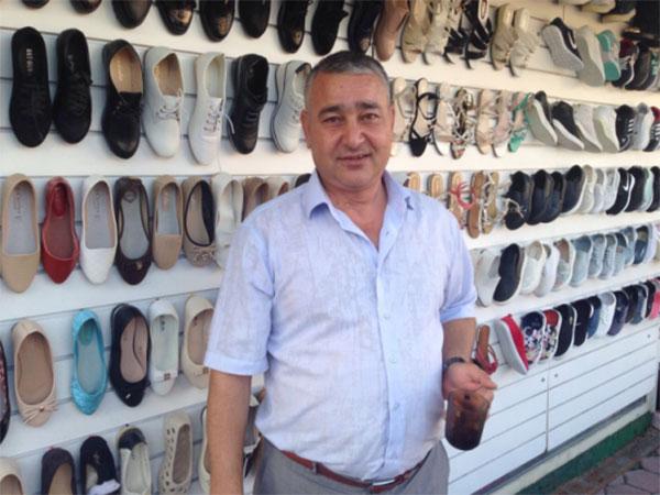 работа в москве продавец обуви оставлять отзывы
