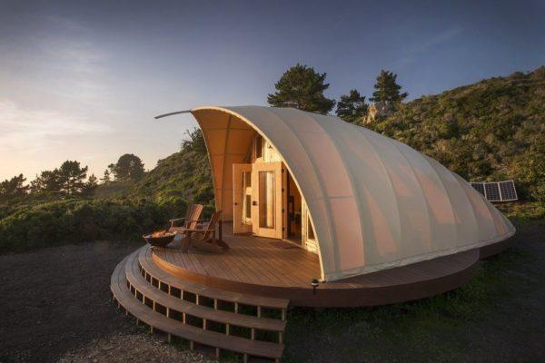 Самые необычные шатры в мире