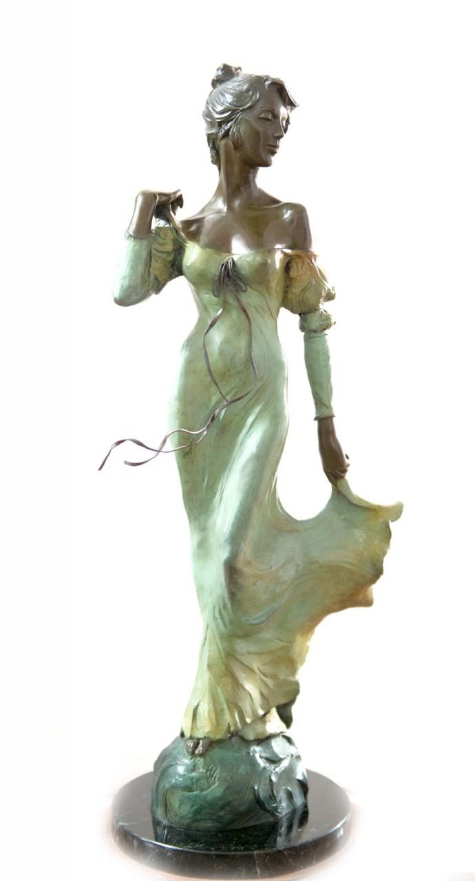 Вы – Женщина, создание Творца! Скульптура Говарда Роджерса (Howard Rogers)