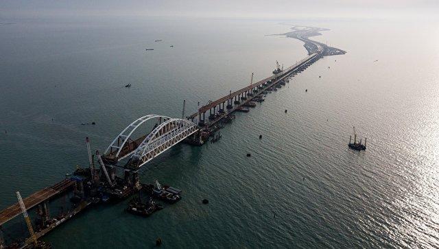 Стали известны итоги голосования за название моста через Керченский пролив