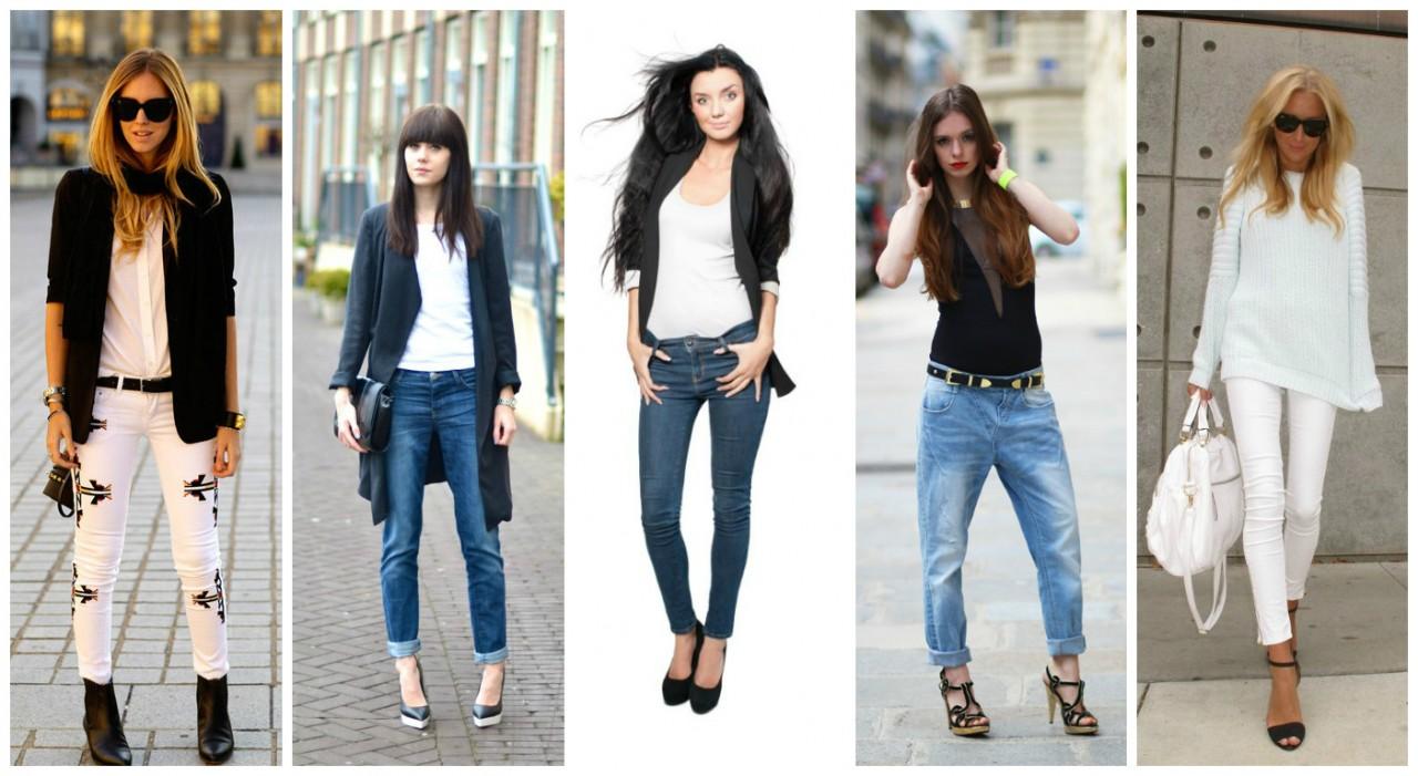 Как правильно выбирать джинсы по типу фигуры прямоугольник