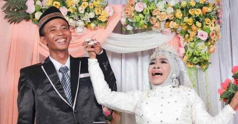 Жительница Индонезии усыновила ребенка ивоспитала себе изнего идеального мужа