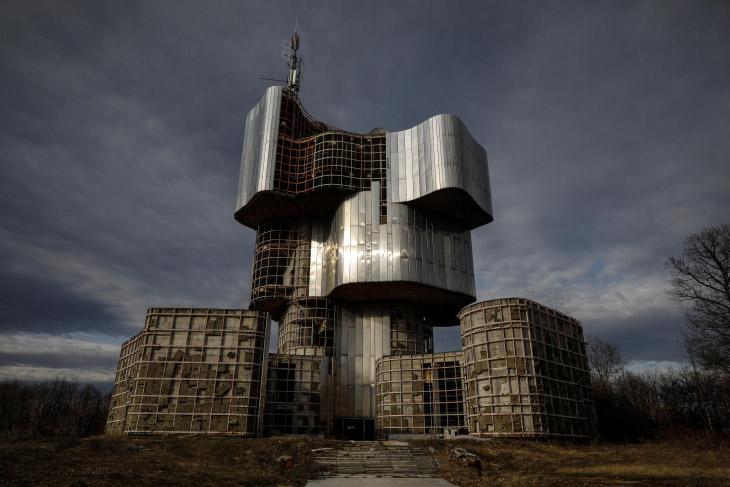 Прогулка по брутальным местам Югославии
