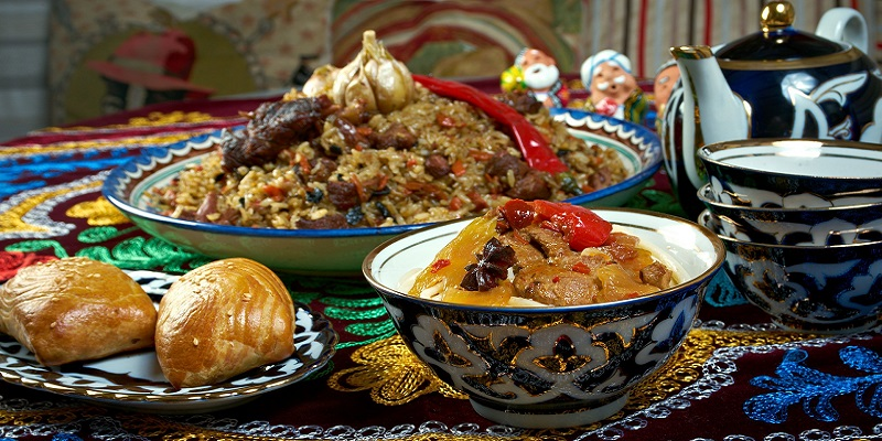 блюда таджиков