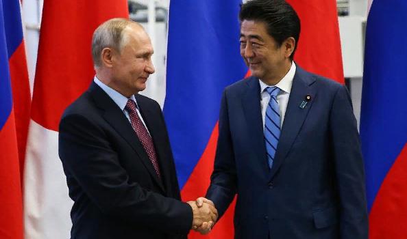 Путин назвал декларацию 1956 года недостаточной для мирного договора с Японией