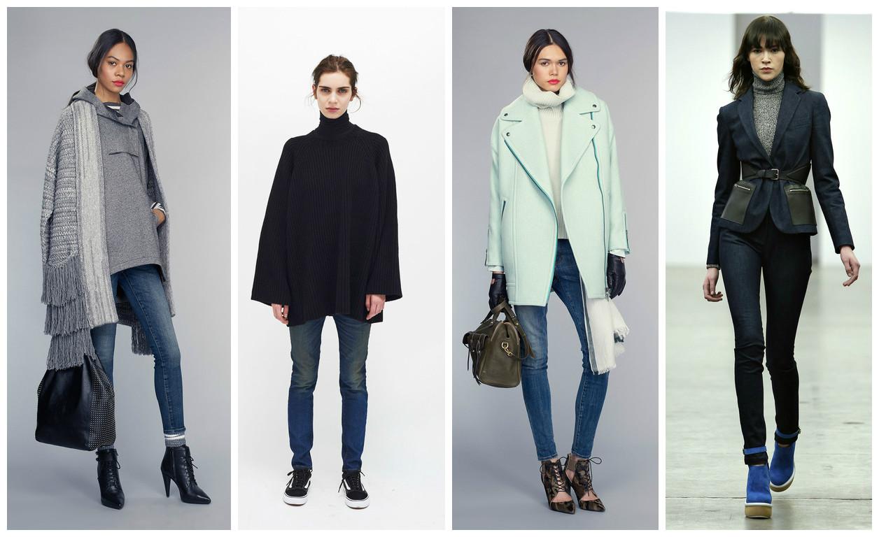 Модные джинсы 2015 - как выбрать по типу фигуры