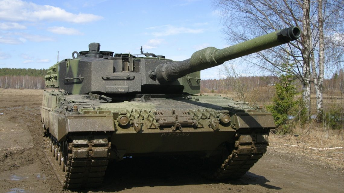 «Немецкие танки быстро дойдут до Москвы» — эксперт