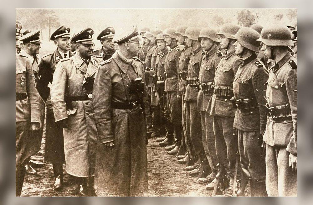 """В гимназии Киева проводят уроки """"воинской доблести"""" на примере дивизии СС Галичина."""
