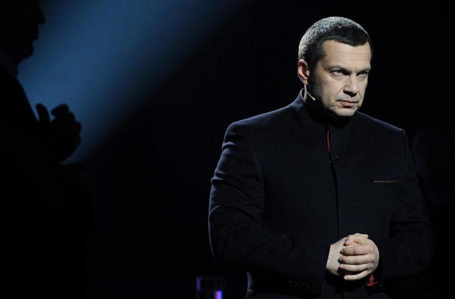 Соловьев резко осудил редакцию «Новой Газеты»: у вас остатки стыда есть?!