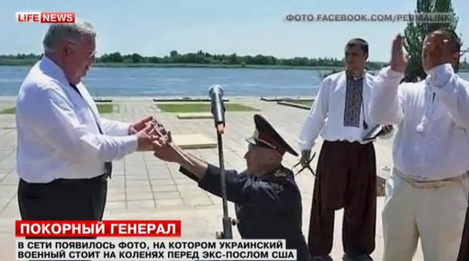 В украинских военных училищах готовят курсантов под американское оружие