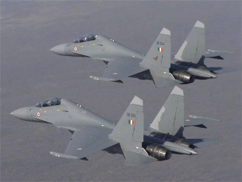 В Индии: Повысилась вероятность закупки 40 истребителей Су-30МКИ