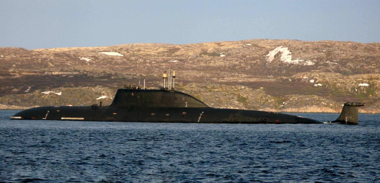 атомная лодка гепард