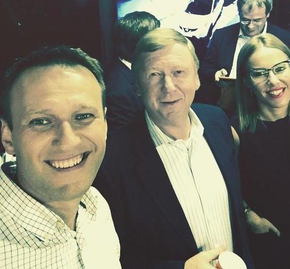 Вопрос свидетелям секты Навального