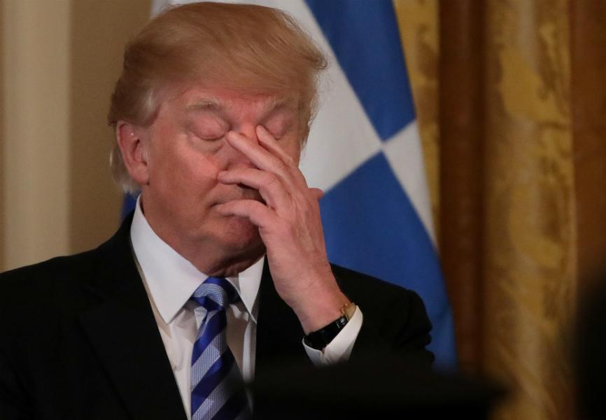 «Жалкий и недостойный»: за что внук Черчилля жестко унизил Трампа