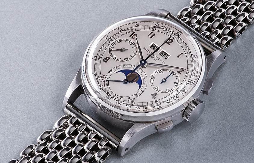 Продали самые дорогие вмире часы