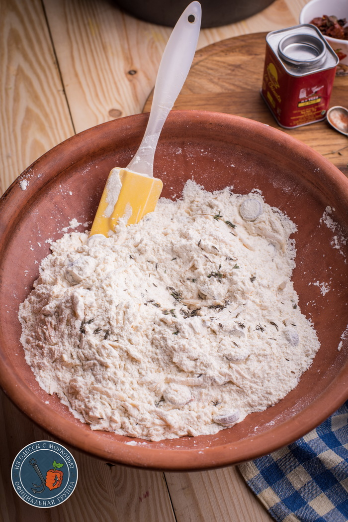 Простой хлеб с модификациями Из Одессы с морковью, Кулинария, Еда, Рецепт, Длиннопост, Фотография, Хлеб