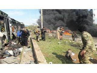 В Сирии в последние два дня случились два знаковых события