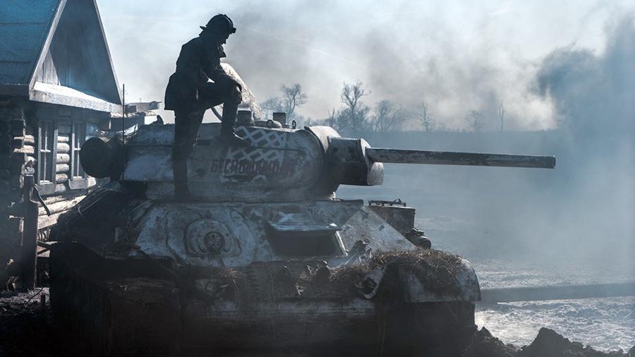 Русское кино бьет рекорды: «Т-34» «взорвал» кинотеатры страны