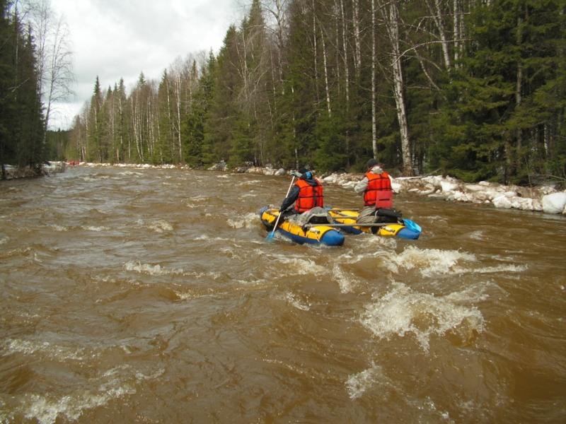 Техника безопасности водных походов