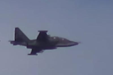Российские Су-25 снова в Сирии