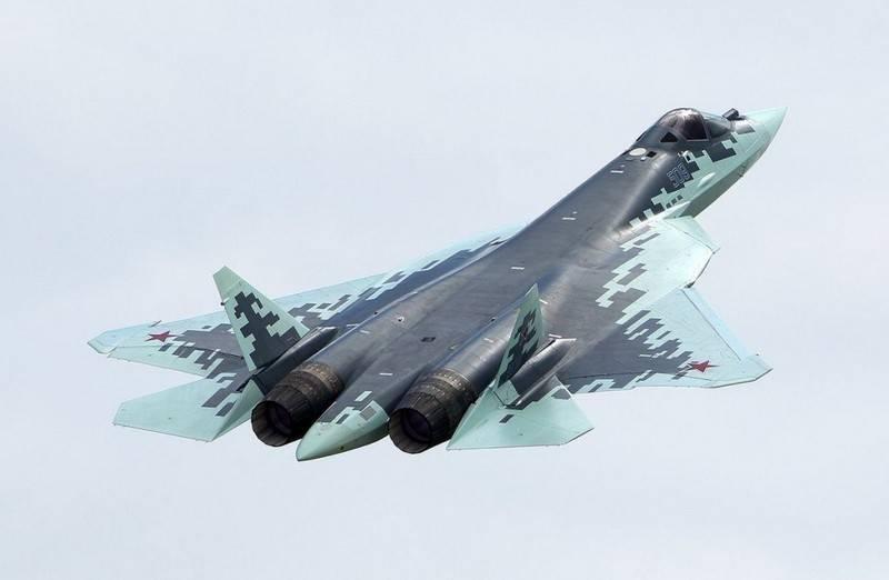 В ОКБ Сухой рассказали об облике серийного Су-57