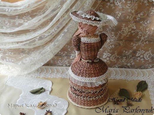 Очень красивые плетенки из газет от Марии Калининград (53) (520x390, 199Kb)