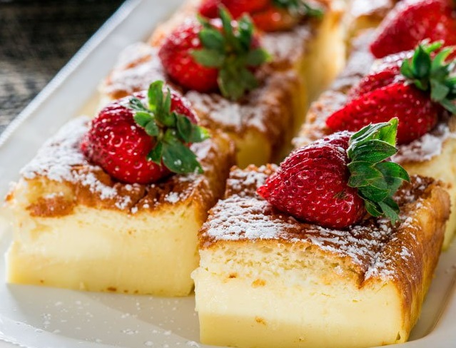 Волшебное пирожное — изысканно, вкусно и нежно! Гости в восторге!