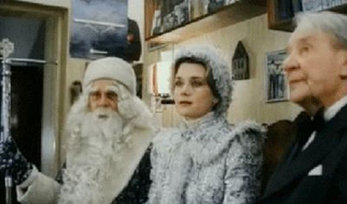 Кадр из фильма *Снегурочку вызывали?*, 1985 | Фото: kino-teatr.ru