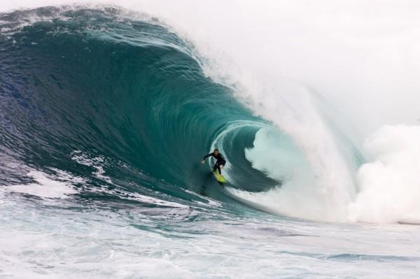 Шипстерн Блаф (Shipstern Bluff) волны-убийцы, серфинг, экстрим