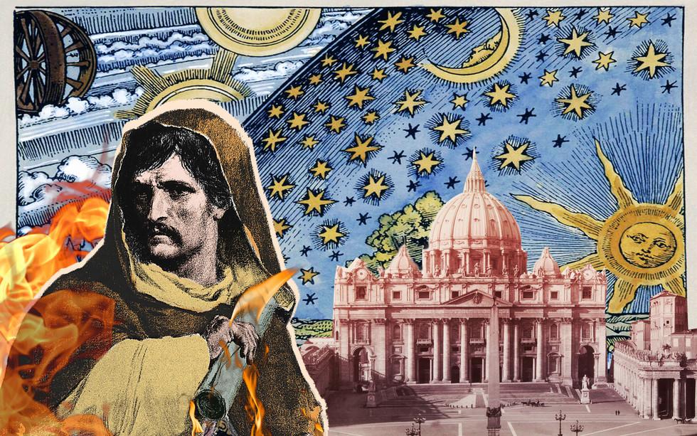 Ватикан пытался скрыть тайные знания об иных мирах? За что сожгли Джордано Бруно