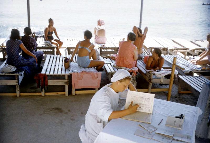 Крым на фотографиях разных лет