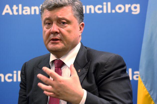 В Сети подняли на смех Порошенко, назначившего постпреда в Крыму