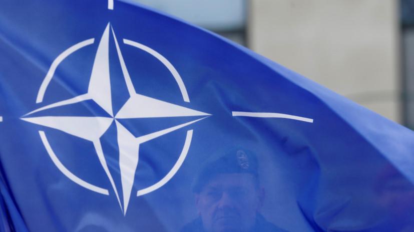 Минобороны: НАТО под видом учений концентрирует войска вблизи границ России