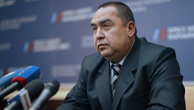 Плотницкий назначен уполномоченным от ЛНР по исполнению минских соглашений