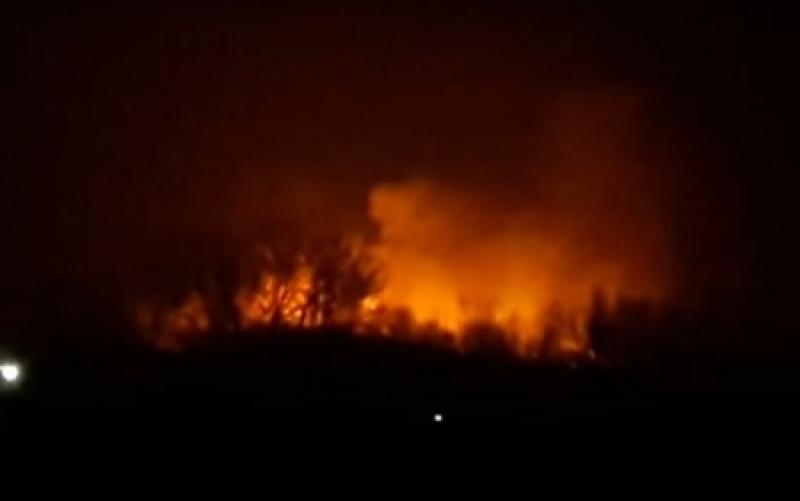 Зрады как из пыльного мешка: Масштабный пожар на Осокорках и чумная свинина