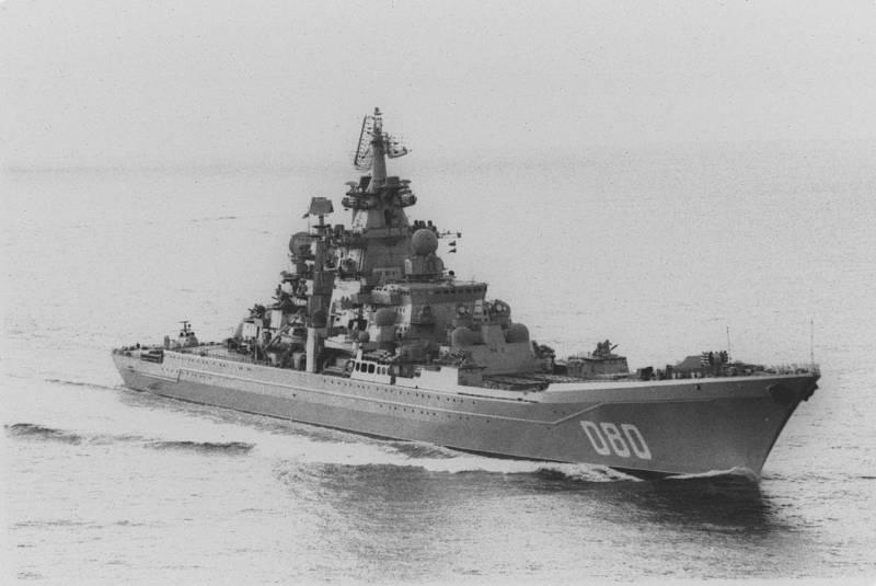 Новости модернизации крейсеров «Орлан»